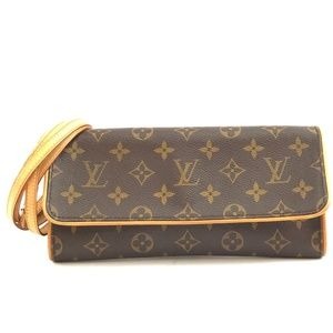 Pochette Clutch Twin Gm Cross Body Bag